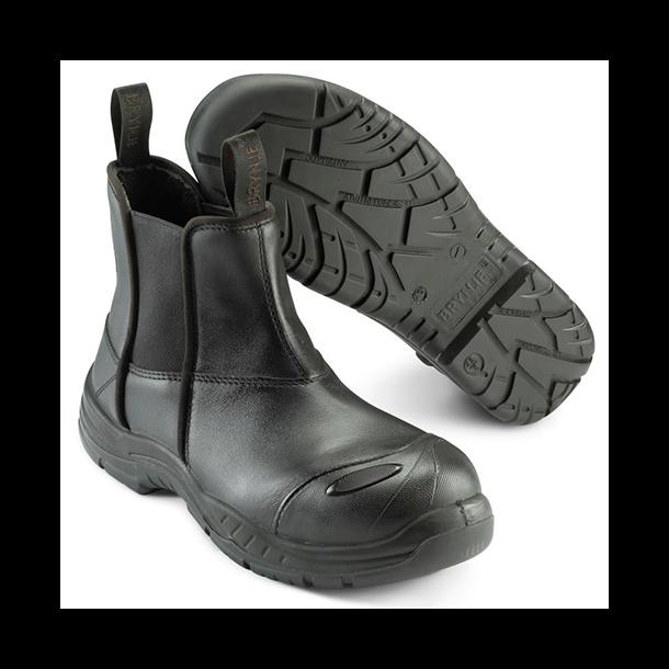 Brynje 369 / S3 TASMANIA let  støvlet m/elastik i siden