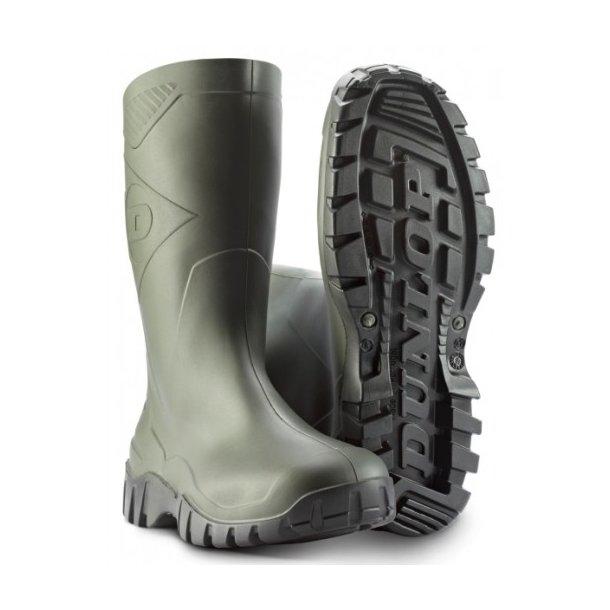 Dunlop 580011 / DEE PVC STØVLE FRITID